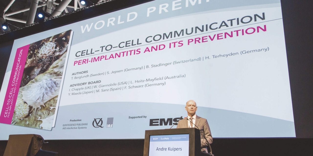 """Cell–to–Cell Communication – Peri-implantitis and it's Prevention"""