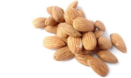 Mandeln enthalten antibakterielles Ethanol
