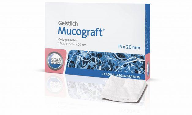 Geistlich Mucograft – geeignet zur Weichgeweberegeneration
