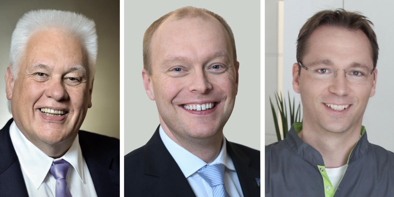 Drei Experten sprechen über das DGI-APW-Curriculum Implantologie