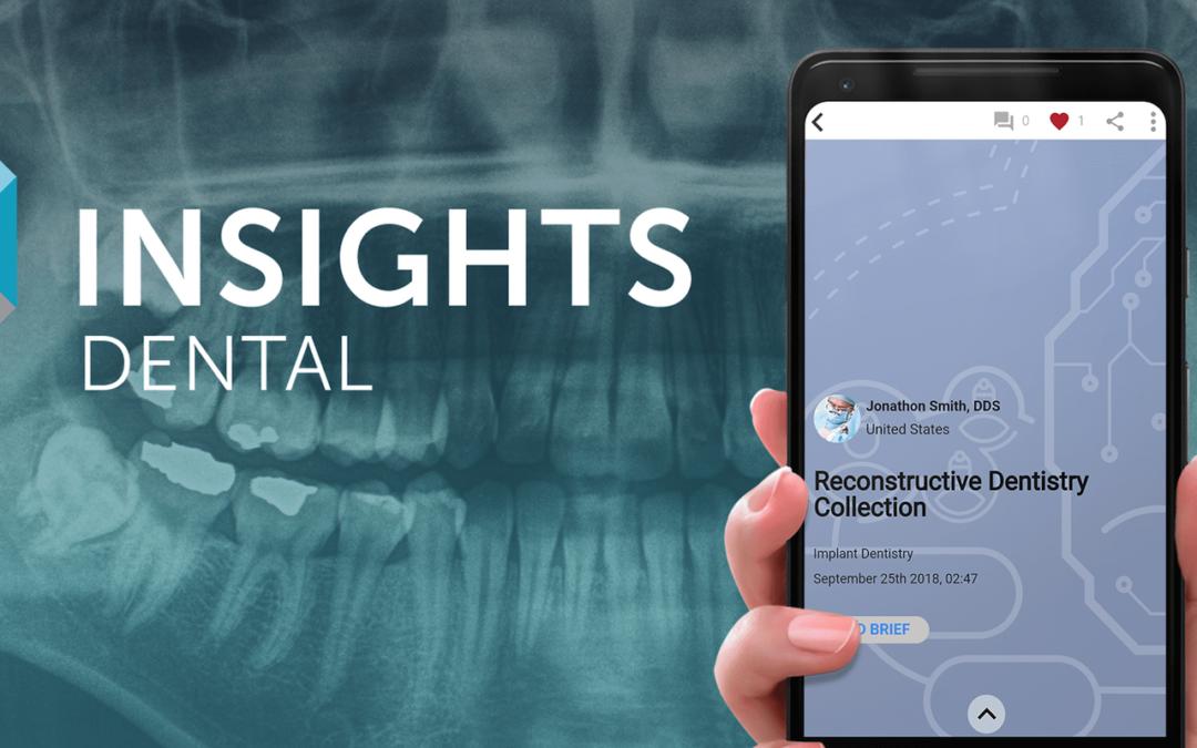 Wissen to go! Die Insights Dental App