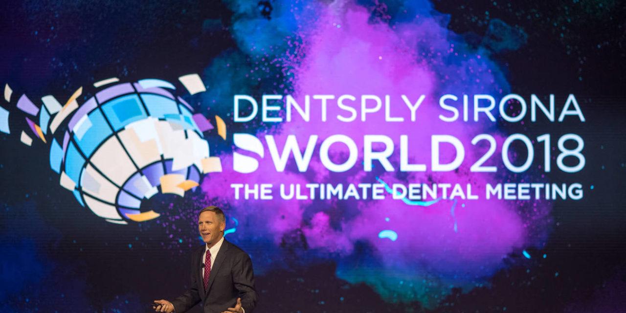 Startschuss gefallen: Dentsply Sirona World in Orlando