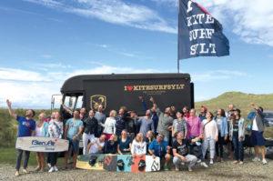 Kite & Education – Chirurgische Highflyer auf Sylt