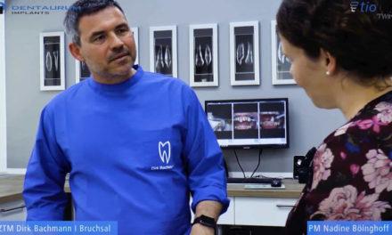 Ein Implantatsystem – zwei Anschlussgeometrien