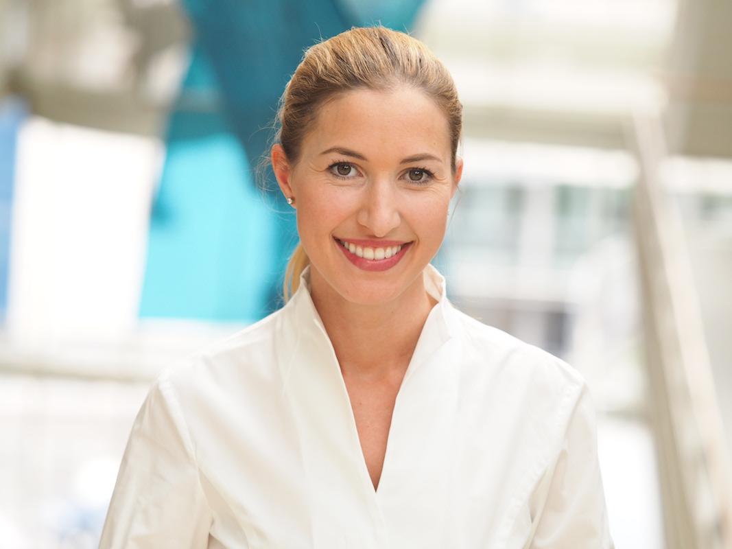 Dr. Fabienne Oberhansl, MSc.