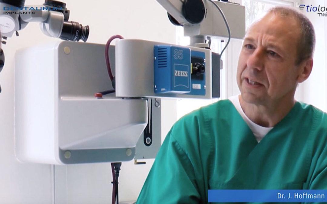 Hohe Flexibilität in der Implantologie