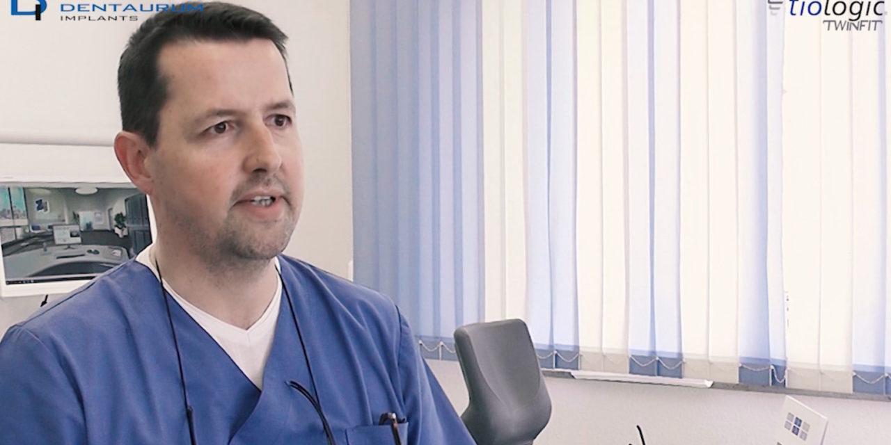 Flexibel und sicher – Implantatsystem für alle Fälle