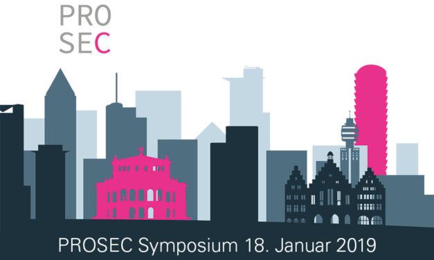 PROSEC-Symposium 2019