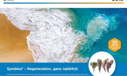 30 Jahre Algipore – der Natur abgeschaut