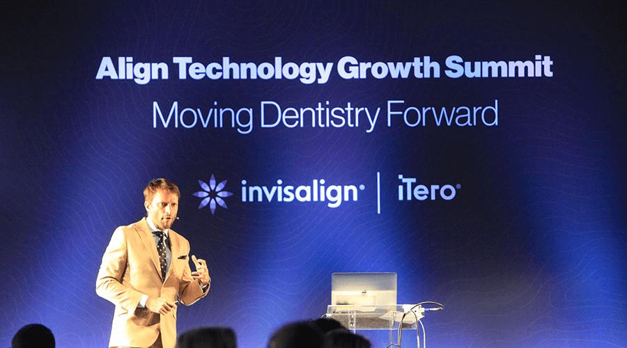 Das erste Growth Summit von Align Technology