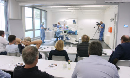 "Immer mittwochs in Bensheim ""Implantologie-Jour fixe"""