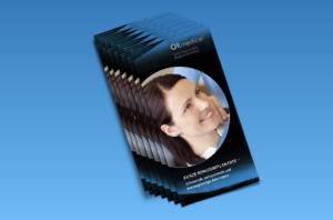 """Kurze Implantate"" – Patienteninformationsbroschüre"