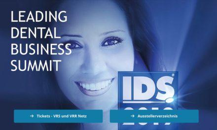 IDS schreibt weiter an ihrer Erfolgsgeschichte
