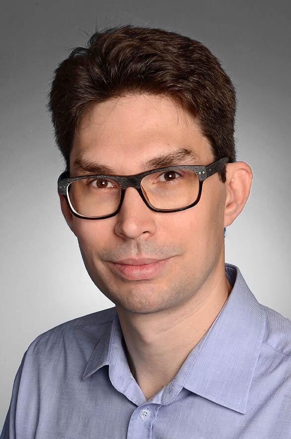 Dr. Frederic Kauffmann