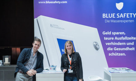 """""""Alles außer Zähne"""": BLUE SAFETY unterstützte als Partner"""