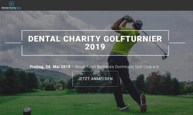 Dental Charity Club: Golfen für den guten Zweck