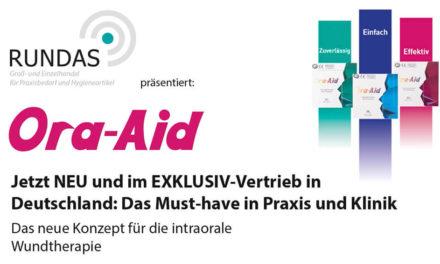 Video: Ora-Aid – ein neuartiges eugenolfreies Pflaster