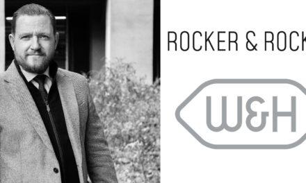 Rocker & Rocker als neuer Partner für W&H