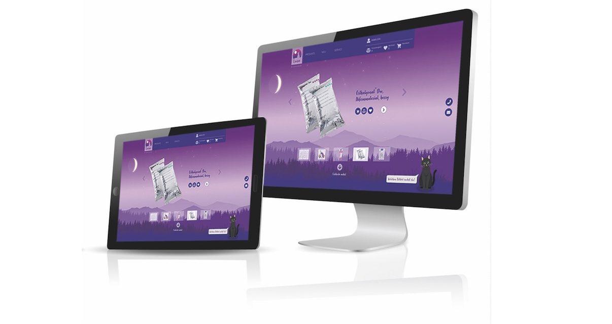 Luna Dental: Online Shop für Praxispersonal