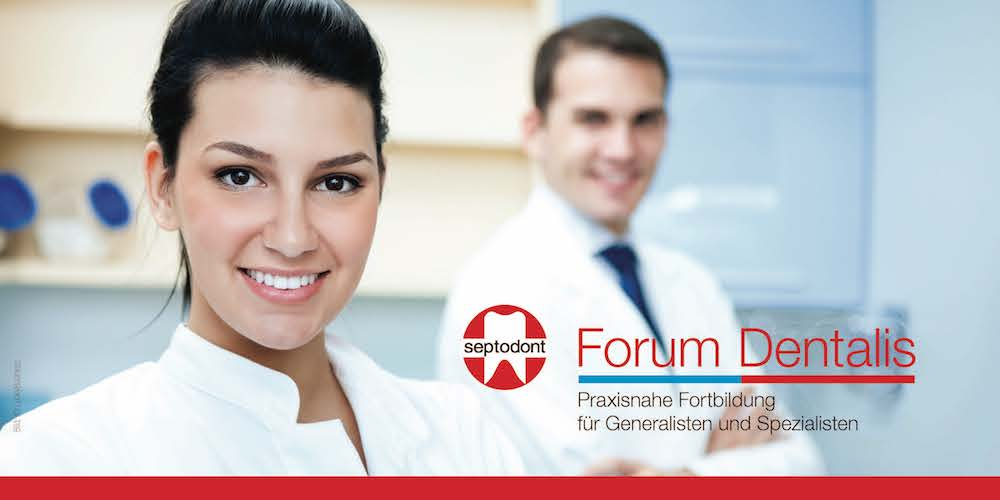 Die Termine für das Forum Dentalis