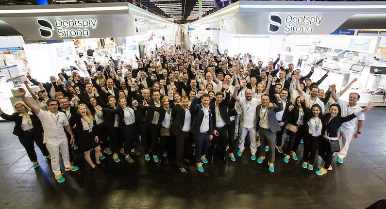 Innovativ und leistungsstark: Dentsply Sirona auf der IDS 2019