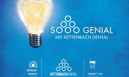 Kettenbach Dental: Kommunikation, die Zähne zeigt