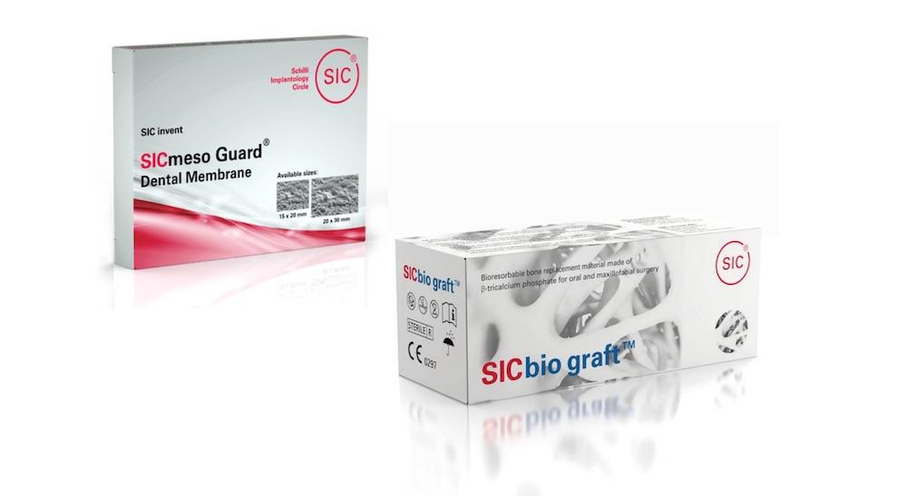 SICbio Graft – Bioresorbierbares Knochenersatzmaterial