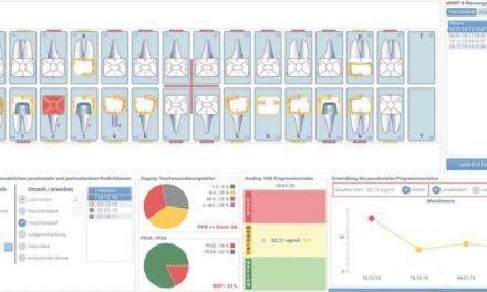 Präventionsdiagnostik mit CGM Z1.PRO auf QIAGEN's Schnelltest
