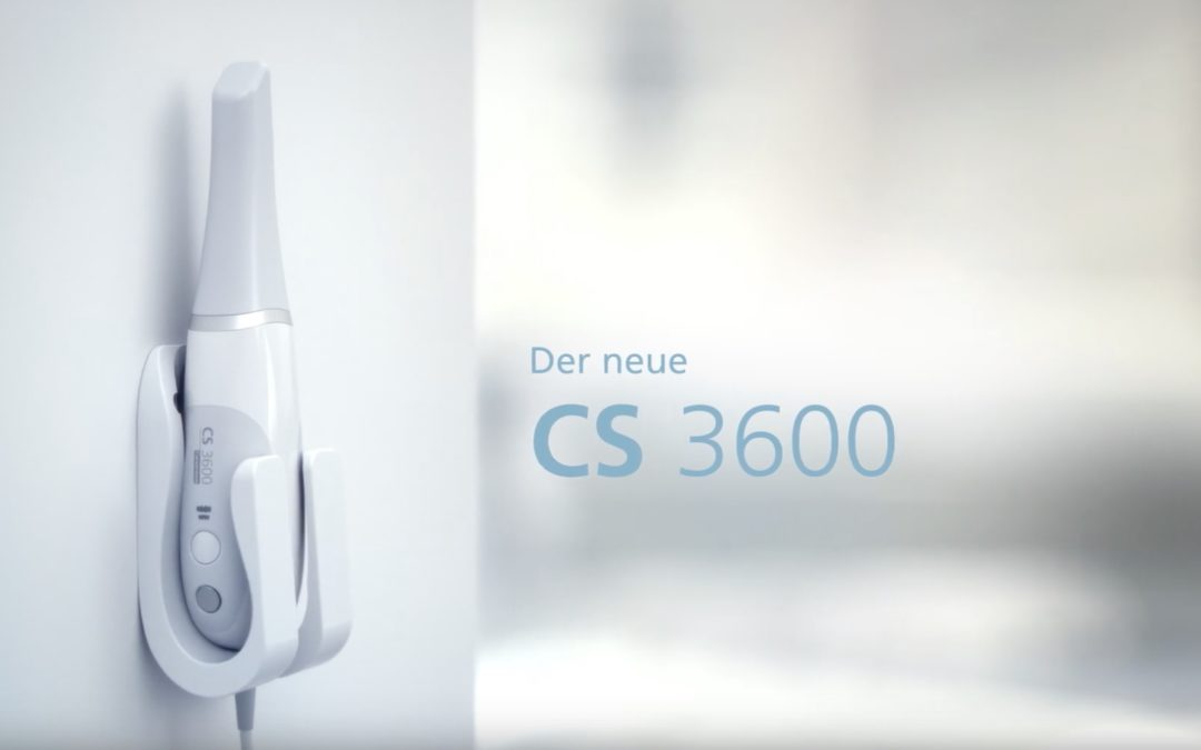 Video: Smarter Intraoralscanner Carestream Dental CS3600