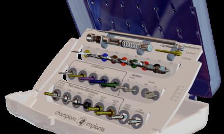 Champions OP-Box: jetzt auch für Keramik-Implantate