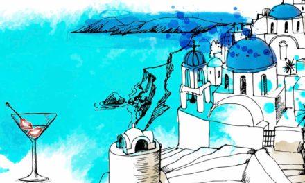 DGÄZ veranstaltet internationales Symposium auf der Kykladen-Insel Santorini