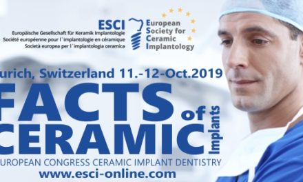 1. European Congress for Ceramic Implant Dentistry