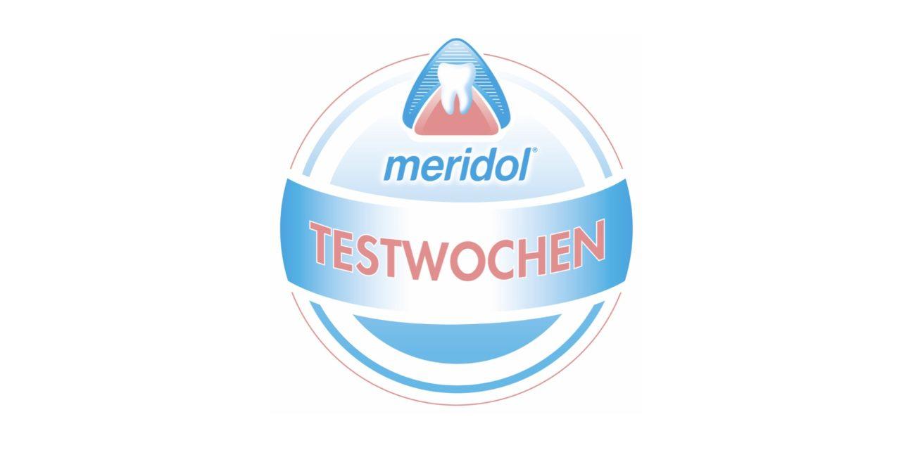 meridol Testwochen: Blickpunkt Zahnfleisch