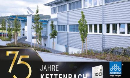Kettenbach feiert 75-jähriges Firmen-Jubiläum