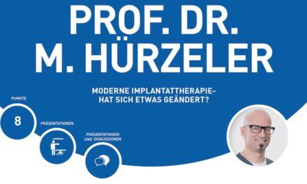 Tagesseminar: Moderne Implantattherapie. Hat sich etwas geändert?