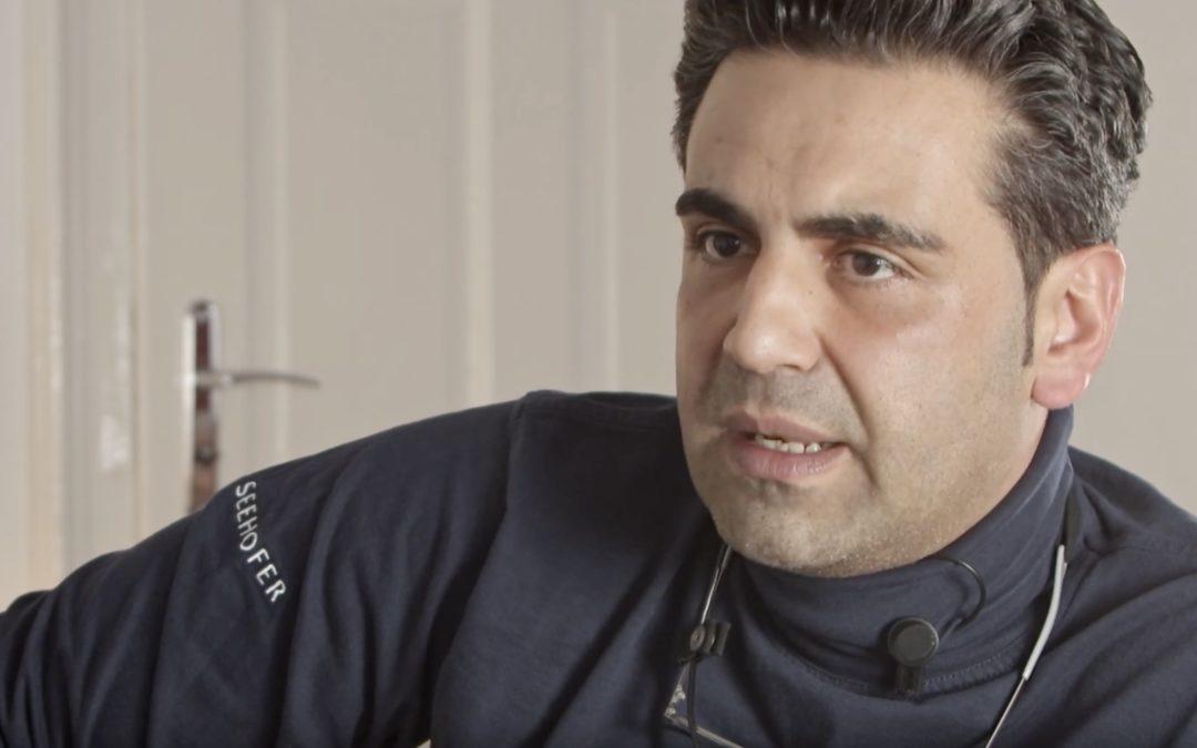 VIDEO: DER EINSATZ VON DCM HOTBOND AUS SICHT DES ZAHNMEDIZINERS