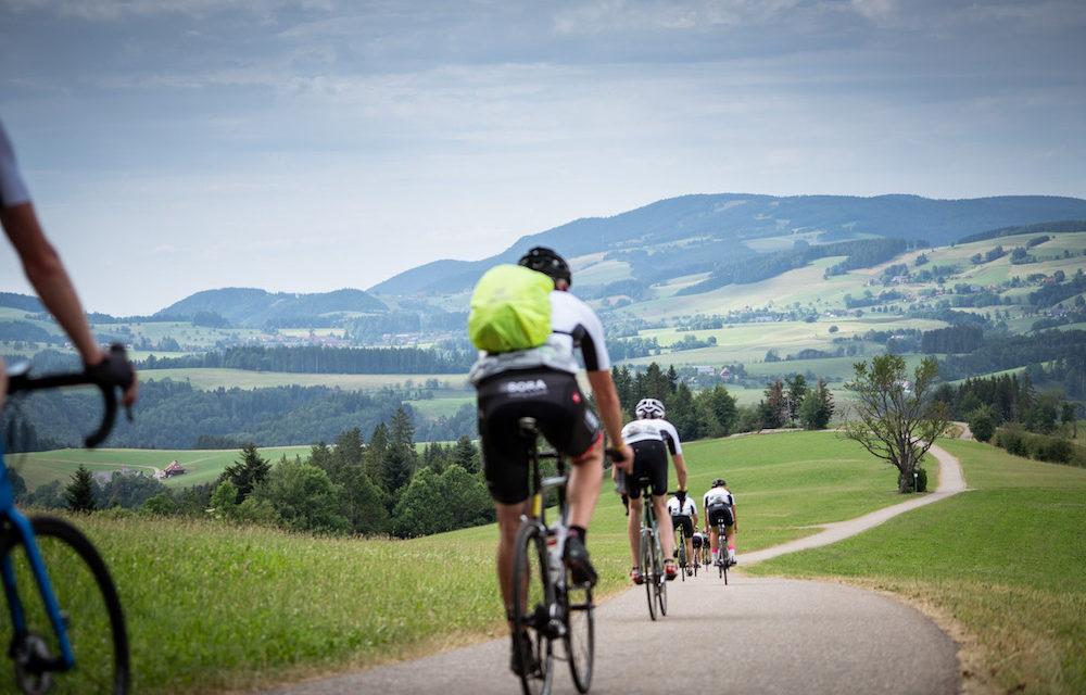 Radfahren für einen guten Zweck: Charity Bike Ride