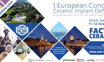 1st European Congress for Ceramic Implant Dentistry
