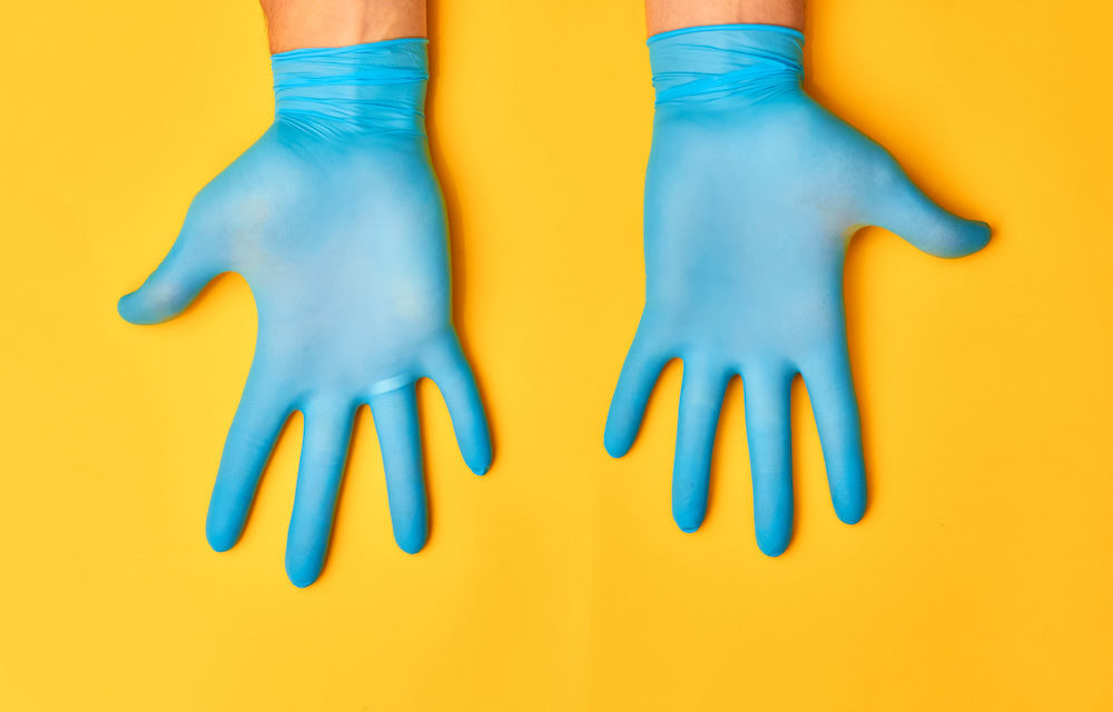 Latexhandschuhe – gibt es Alternativen?
