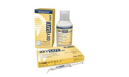 Oxysafe: Aktivsauerstoffprodukte getestet