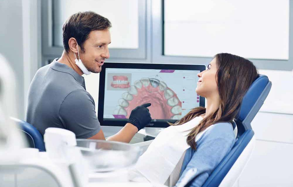 CEREC Ortho SW 2.0: Behandlungssimulation direkt am Stuhl