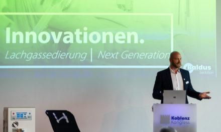 Lachgassedierung: 1. Deutscher Lachgaskongress in Koblenz