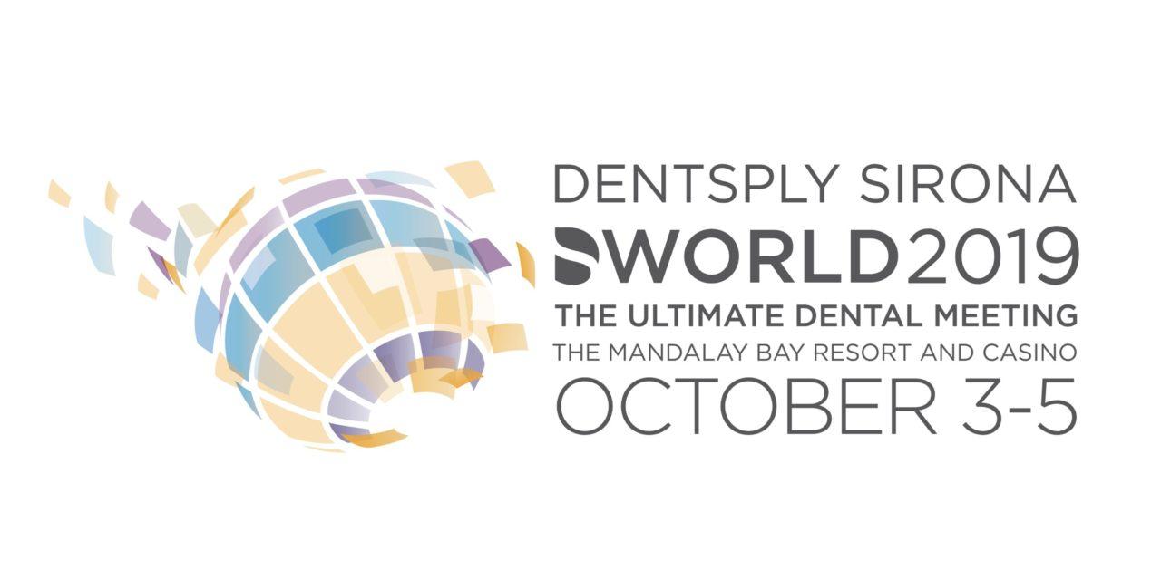 Dentsply Sirona World 2019 in Las Vegas