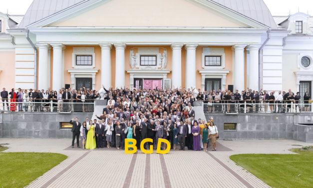 bredent group days: Rot-weiße Ästhetik und weiße Nächte