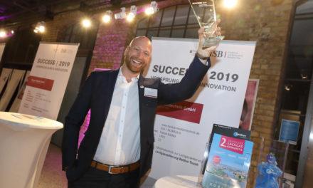 Baldus Medizintechnik gewinnt Success Award