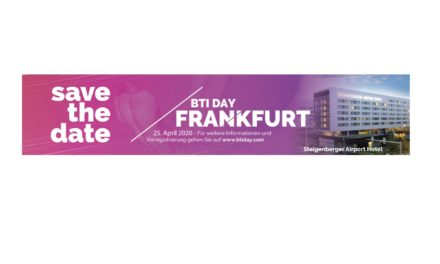 6. BTI Day in Frankfurt