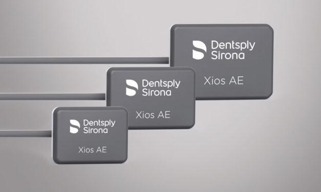 Xios AE: Neuer Röntgensensor für den Intraoralbereich