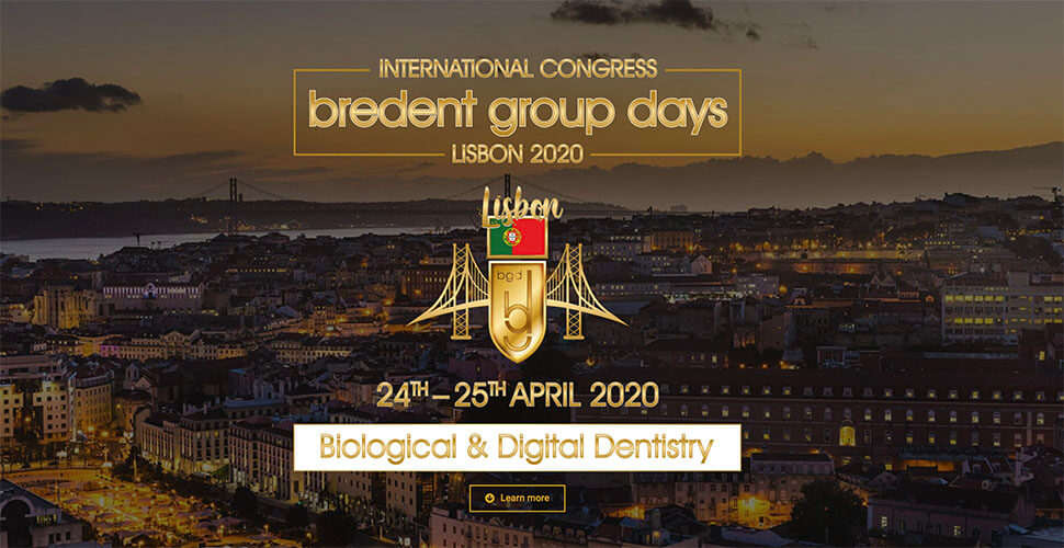 bredent Group Days Lisbon 2020