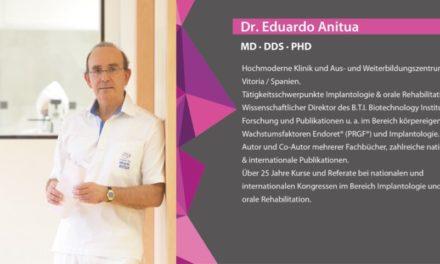 BTI: Live OP-Seminare bei Dr. Eduardo Anitua 2020
