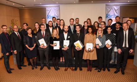 Dentsply Sirona Förderpreis: Wettbewerb als Wissenschaftsevent